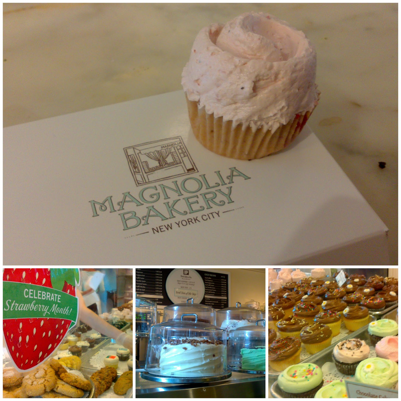 Cookies, tartes i cupcakes de Magnolia Bakery