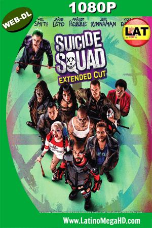 Escuadrón Suicida V. EXTENDIDA (2016) Latino HD WEB-DL 1080P ()
