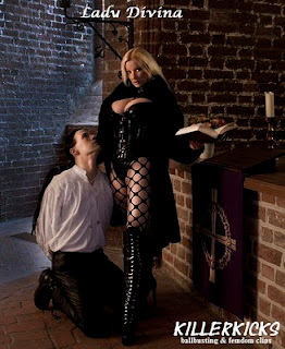Sadistic Femdom and Humiliation Blog Lady Divina