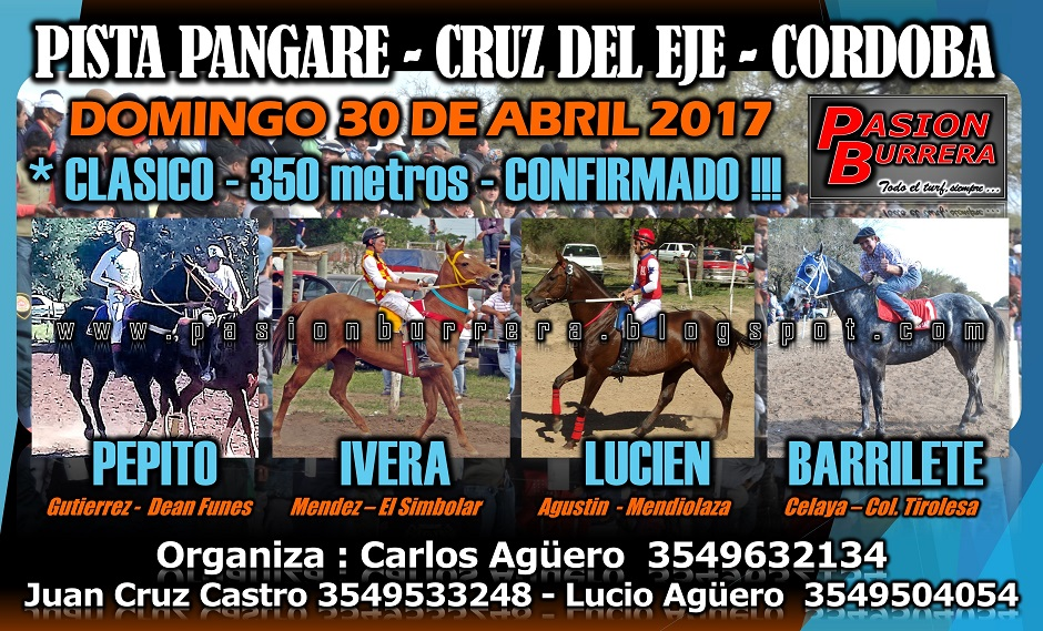 PANGARE 30 - 350