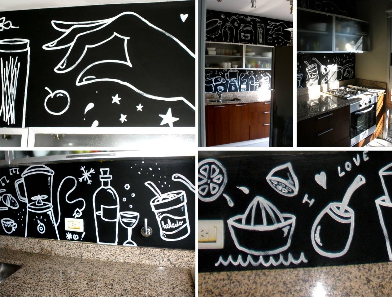 Estudio dulce cattaneo dise o de interiores murales for Murales diseno de interiores