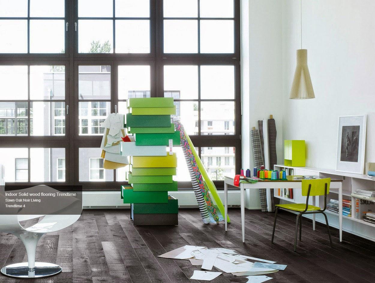 Dřevěné podlahy získávají na stále větší popularitě