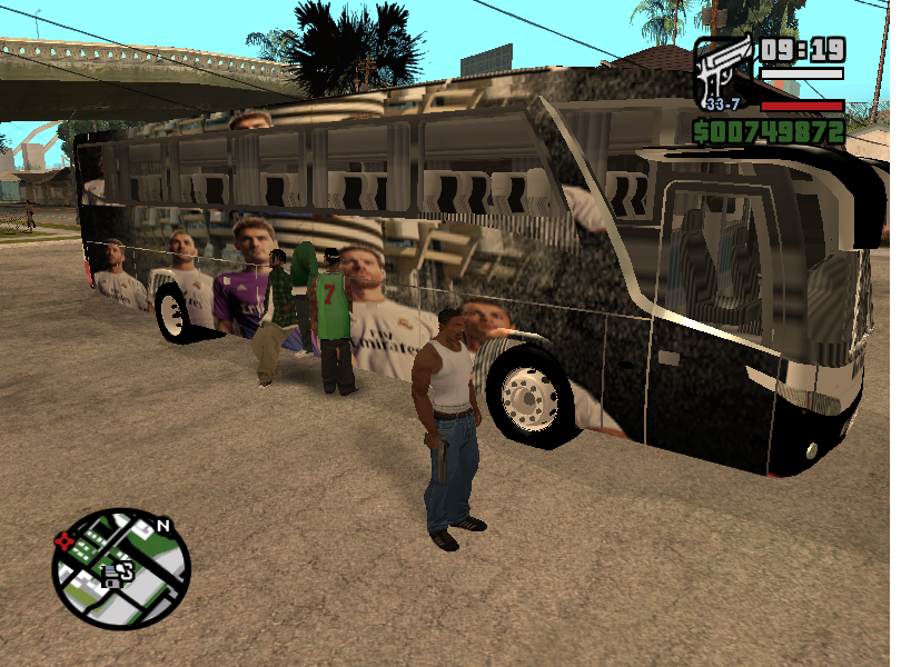 Cheat GTA san andreas for PC