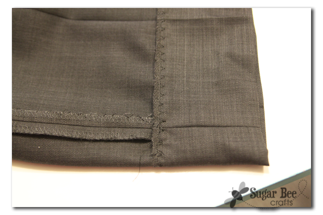 How To Blind Hem Pants Sugar Bee Crafts Delectable Blind Hem Stitch Pants Sewing Machine
