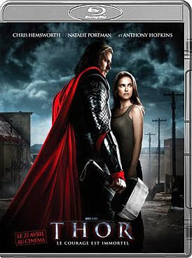 Filme Poster Thor BDRip XviD & RMVB Legendado