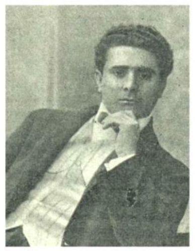 BOHEME (PUCCINI): ANDREINI, BOSINI, BADINI GRAMOPHONE 1918 CD