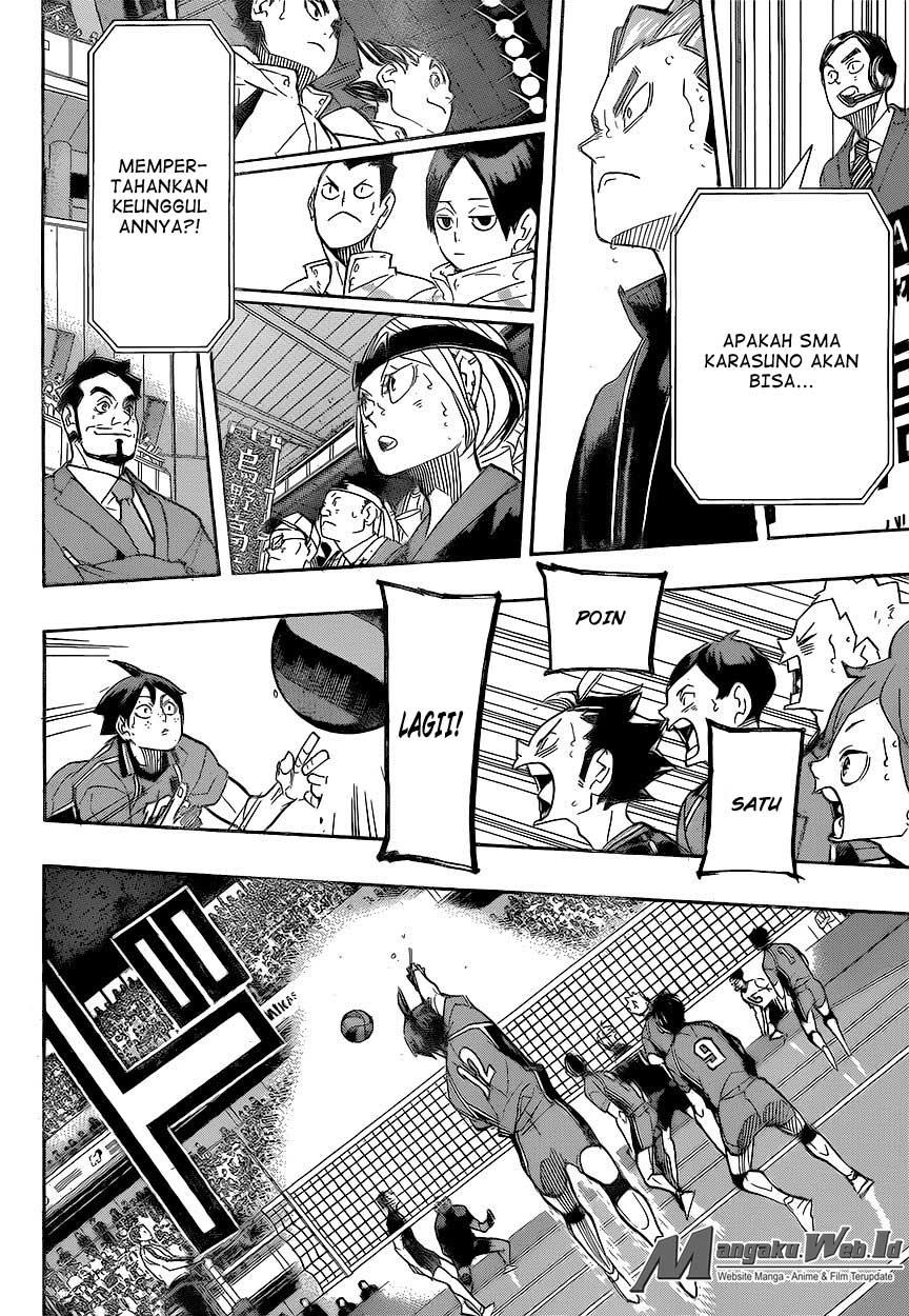 Haikyuu!! Chapter 260-11