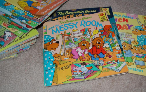 how many berenstain books are there