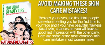 Avoid Making these Skin Care Mistakes!