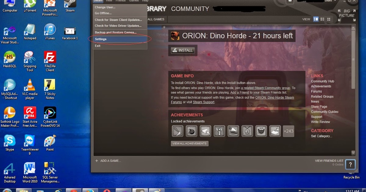 how to change steam password on mobile
