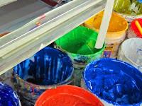 Mengenal Jenis-jenis Tinta Sablon