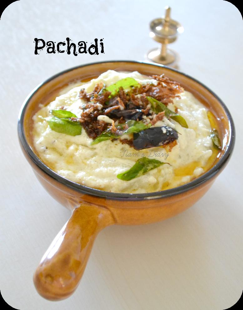 Pachadi