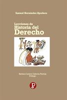 """LIBRO """"Lecciones de historia del Derecho"""""""