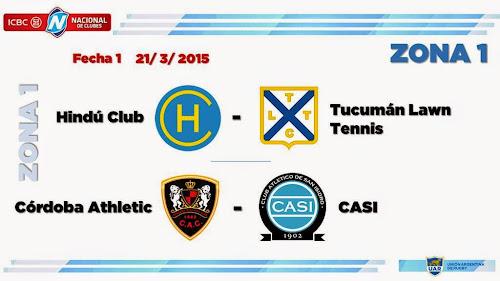 ICBC Nacional de Clubes 2015