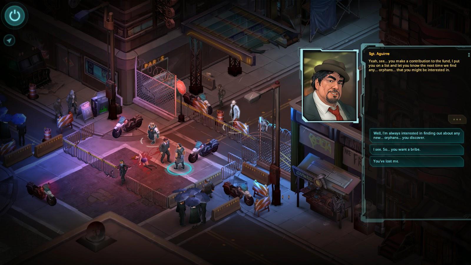 Shadowrun Returns PC GAME