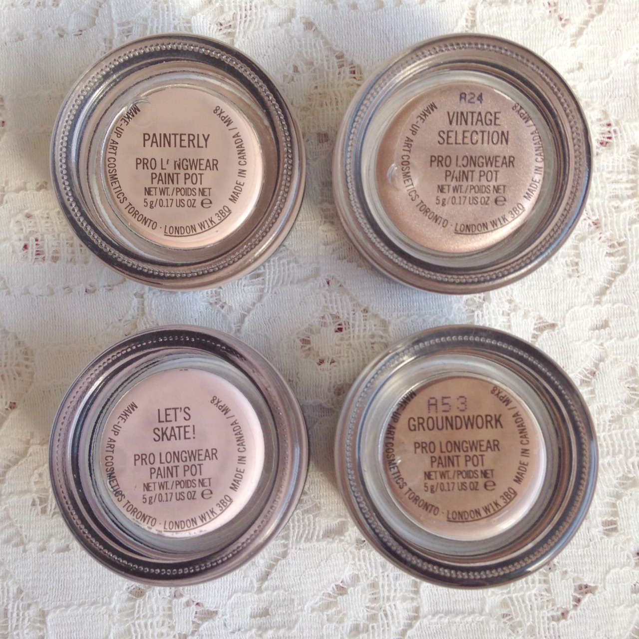 catherine mac paint pot collection painterly vintage selection let s skate groundwork