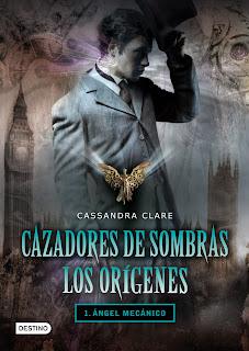 """Portada de """"Ángel Mecánico"""""""