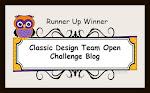 Runner Up Winner med člani ustvarjalnih timov :-)
