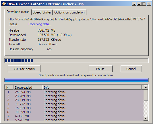 Cara Download File Torrent Dengan Speed Tinggi