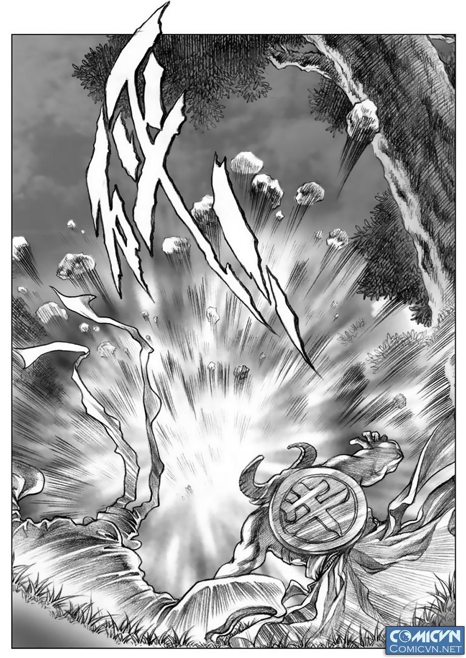 Chung Quỳ Truyền Kỳ Chapter 7 - Hamtruyen.vn