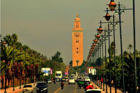 صحيفة جزائرية: 11 سبباً لزيارة مدينة مراكش المغربية