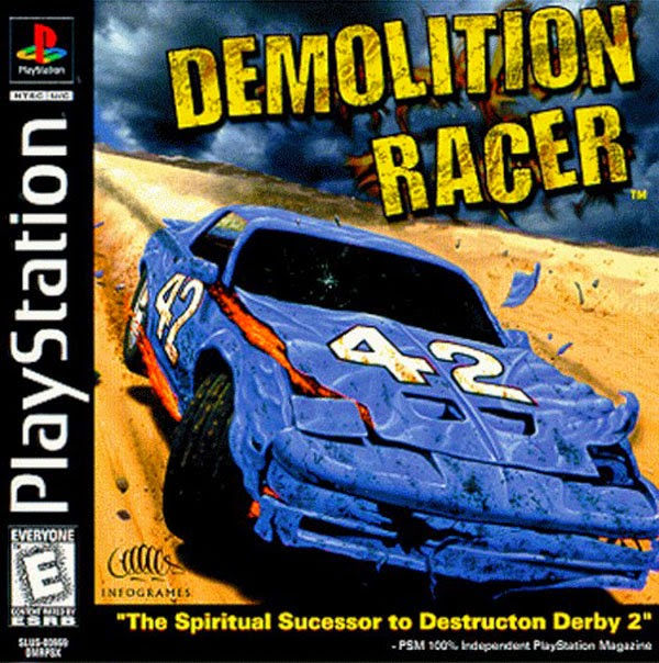 Demolition Racer | El-Mifka