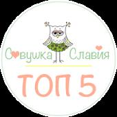 "Топ -5 по итогам проекта ""Новогодний Тег-парад"""