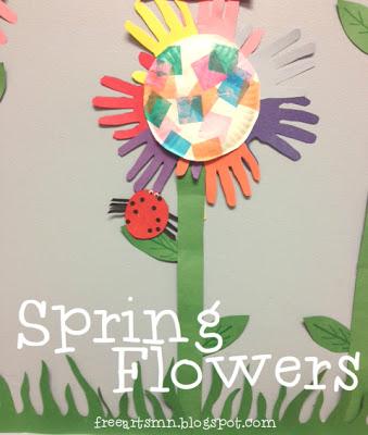professora juce muitas flores primavera para maternal