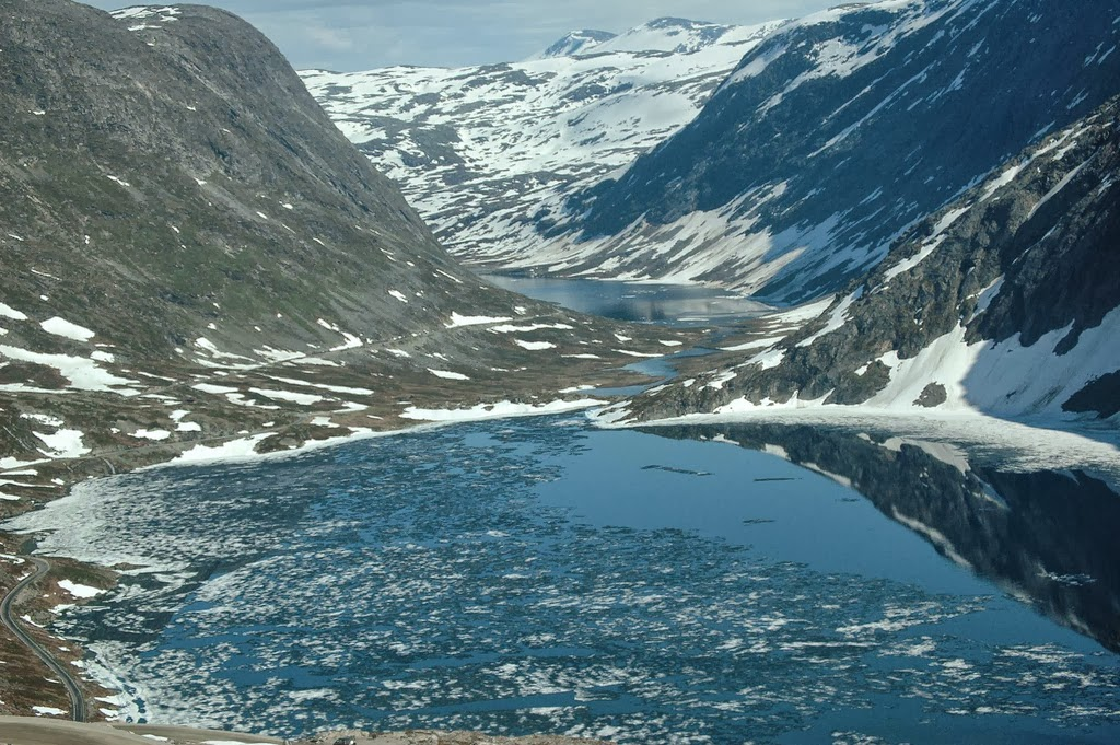 geiranger fjord norge