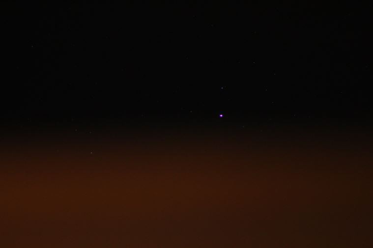 polaris over roof