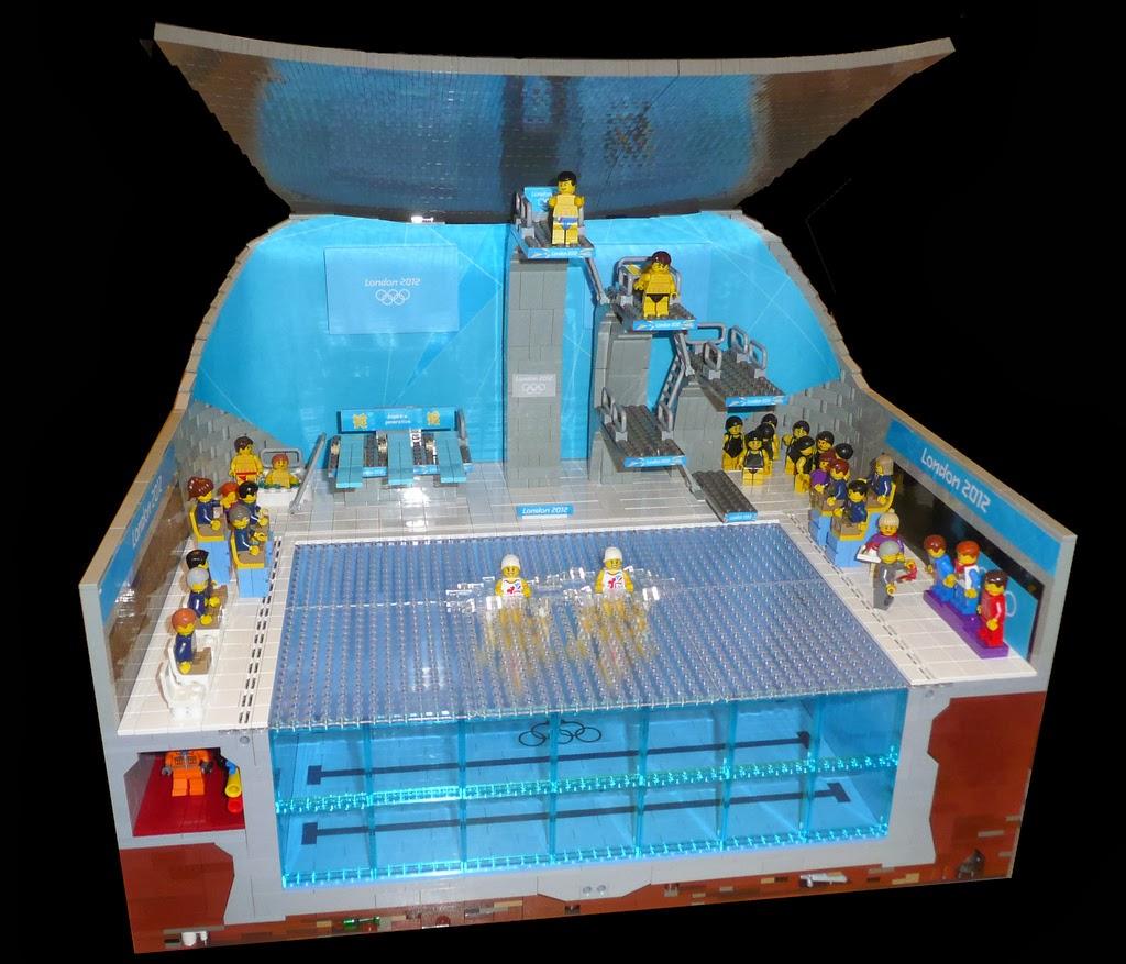 Il blog della curiosona lego reloaded - Piscina olimpiadi ...