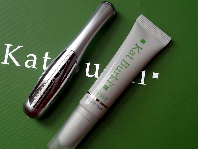 Kat Burki Glossy Lip Treatment and Micro-Firming Wand