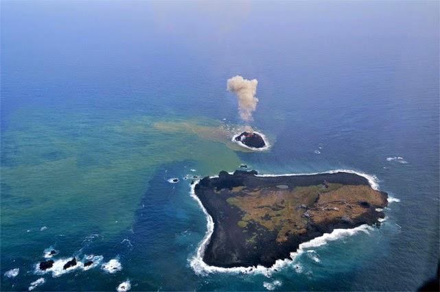 Resultado de imagen de islas volcanicas naturales