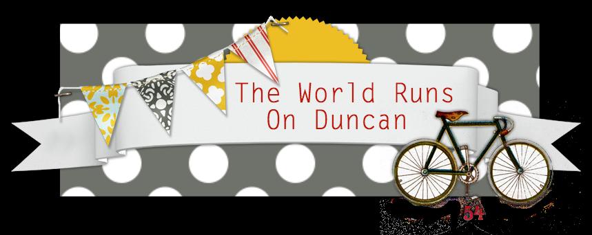 America Runs On Duncan