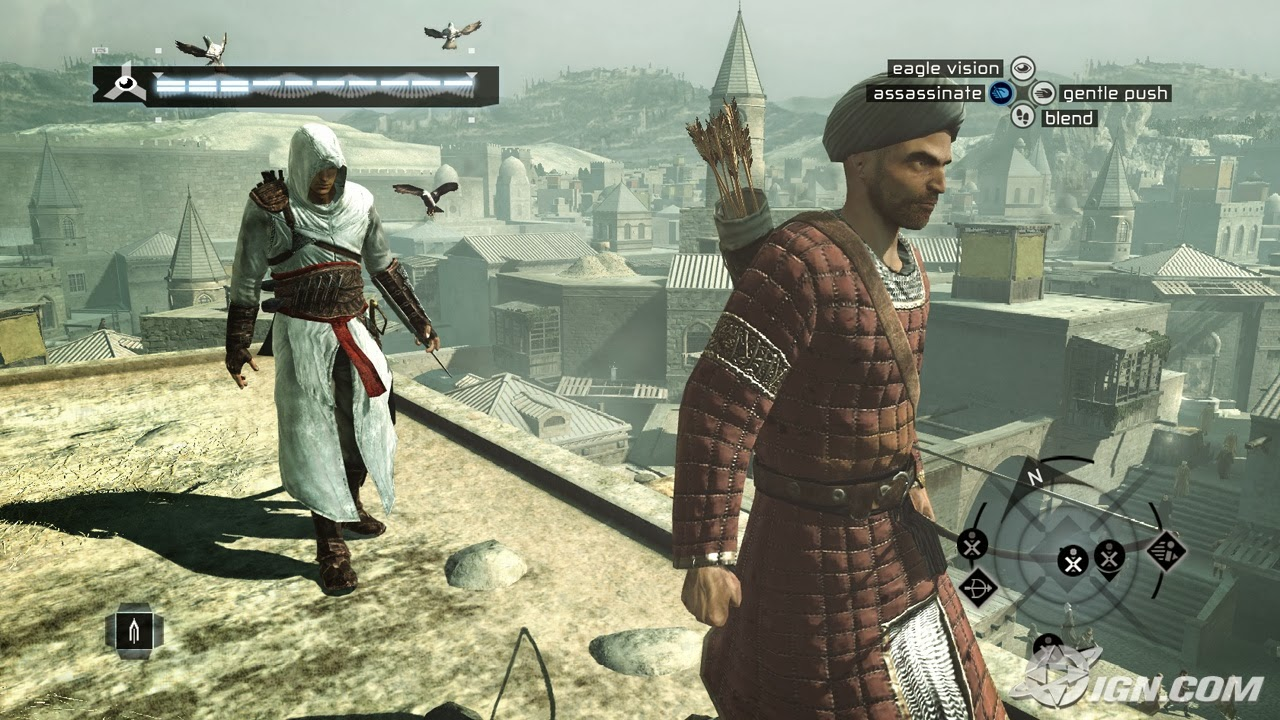 Assassins Creed 1 PC Game Download Links - COOL DOWNLOADS