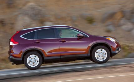 2012 honda cr-v road test review car and driver photo