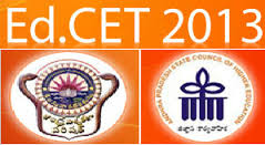 EDCET 2013 Online Application Exam Dates Notification