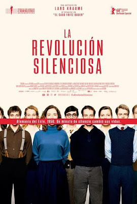 The Silent Revolution 2018 DVD R2 PAL Spanish