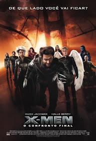 Filme X Men 3 O Confronto Final Dublado AVI DVDRip