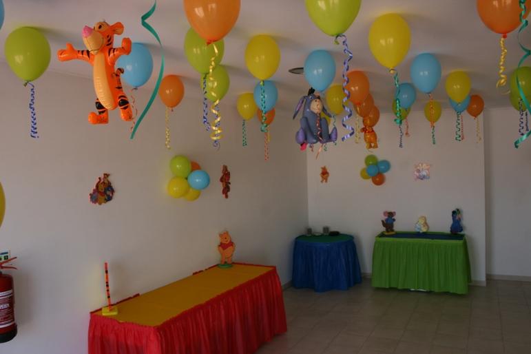 decoracao festa winnie the pooh:de Festas e Organização de Eventos: Decoração Winnie the Pooh
