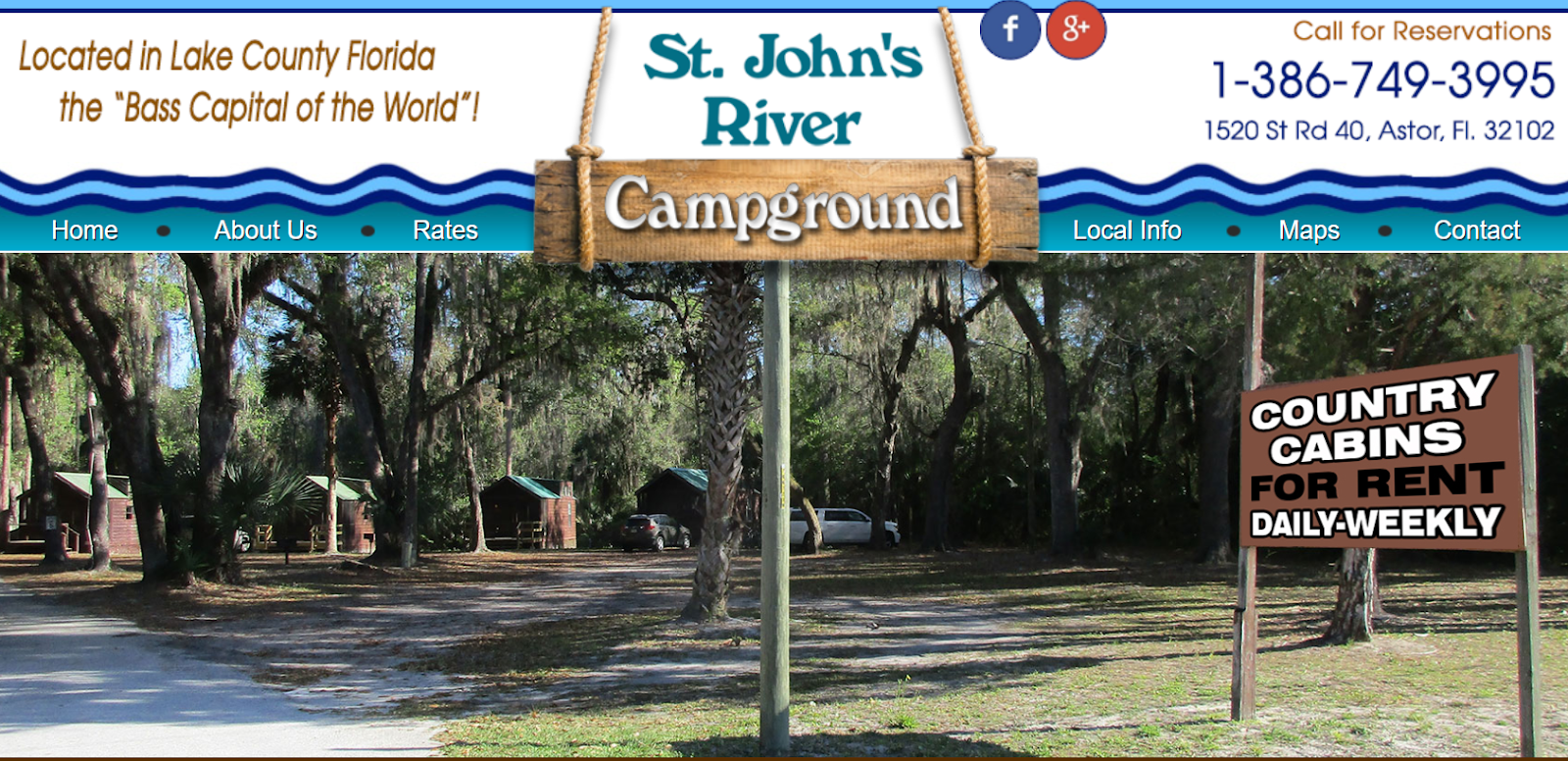 St. Johns River Campground