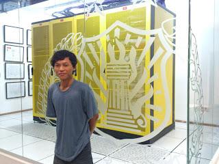Wildan Yani Anshari - Hacker - Peretas Situs presidensby.info