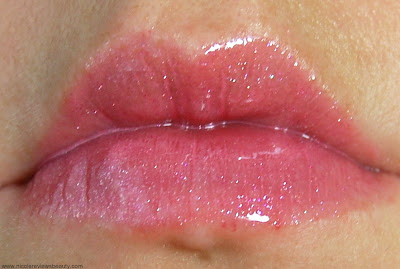 Buxom Time to Shine Big and Healthy Lip Polish in April Lipgloss Set Review and Swatches