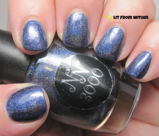 NailNation 3000 Doppel Ganger is also supposed to be a dupe for OPI DS Glamour