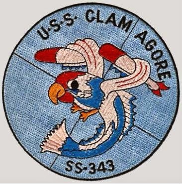 UCPMA USS Clamagore Preservation and Memorial Association