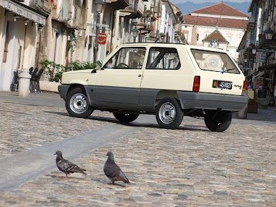 Fiat Panda 30 1982