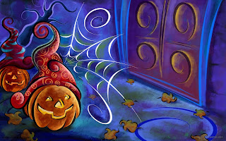 Halloween HD wallpapers - 012