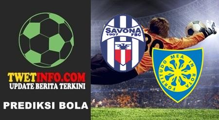 Prediksi Savona vs Carrarese