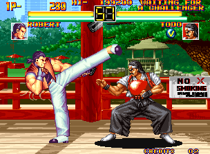 Art Of Fighting Portable