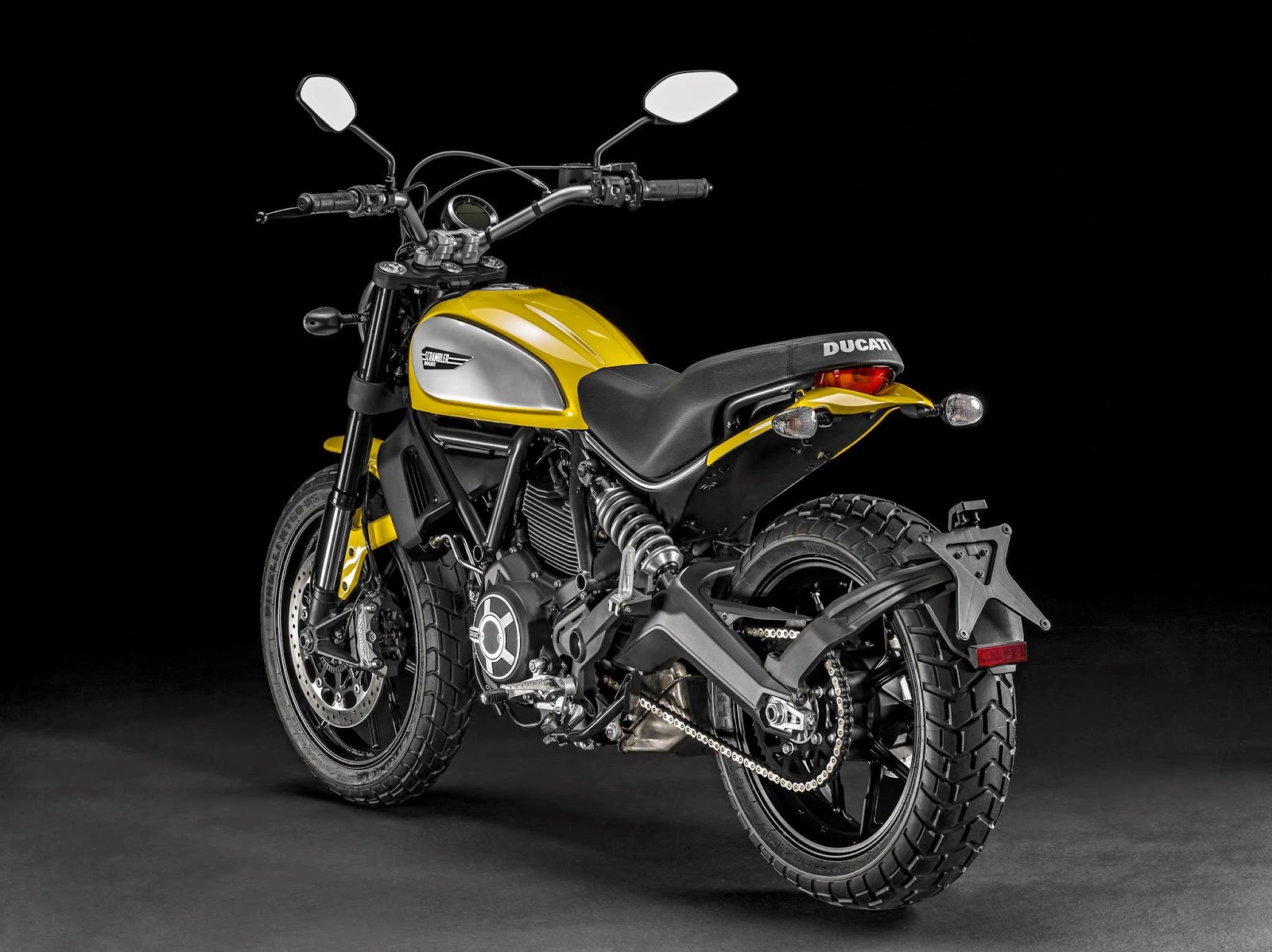 new ducati scrambler - rocketgarage